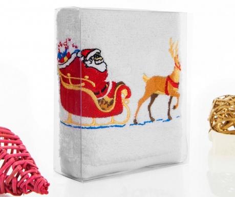 Santa Gifts Fürdőszobai törölköző 30x50 cm