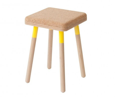 Židlička Marco Yellow