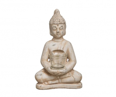 Podstavec na svíčku Buddha Tall
