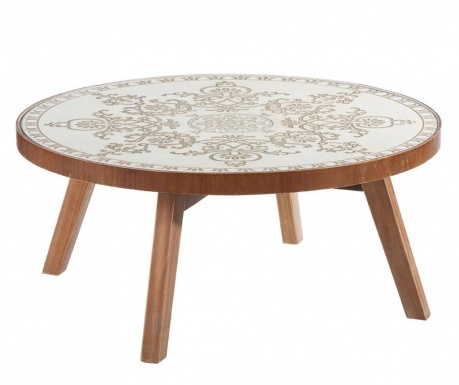 Flor Wide Asztalka