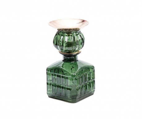 Svečnik Amehlo Dark Green