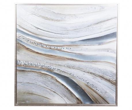 Obraz Firan 105x105 cm