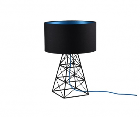Veioza Pylon Black Blue