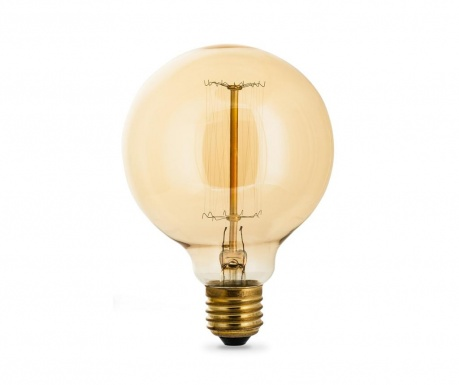 LED sijalka E27-4W Retro Globe 95