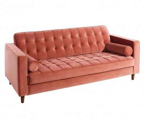 Canapea 3 locuri Queenie Pink