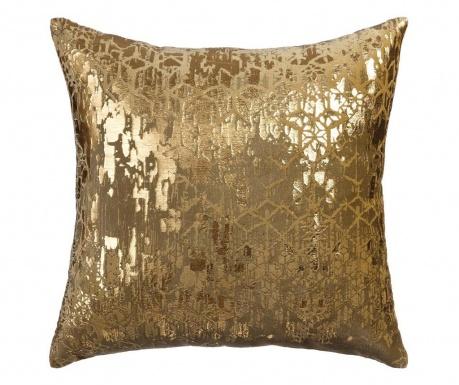 Perna decorativa Geometric Gold 45x45 cm