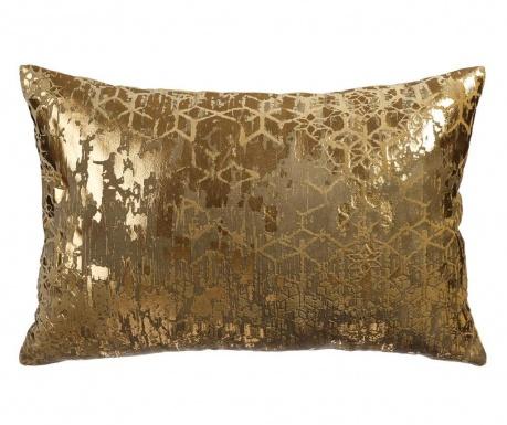 Poduszka dekoracyjna Geometric Gold 40x60 cm