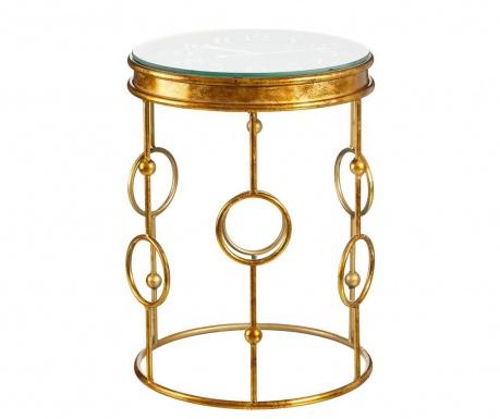 Stranska mizica z uro Imani