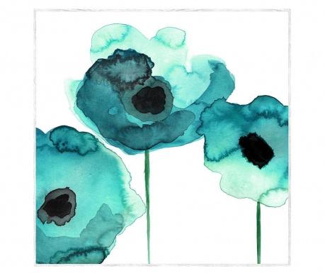 Obraz Gentle Flowers 75x75 cm