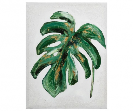 Tropical Leaf Festmény 60x80 cm