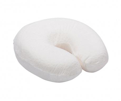 Memory Foam White Nyakpárna 28x28 cm