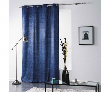 Závěs Verona Blue 140x260 cm