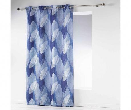 Závěs Autumn Blue 140x260 cm