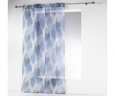 Záclona Autumn Blue 140x240 cm
