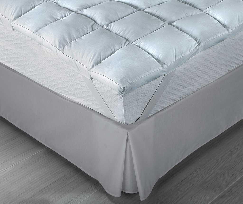Saltea aditionala Topper Classic Blanc Guard 180x200 cm