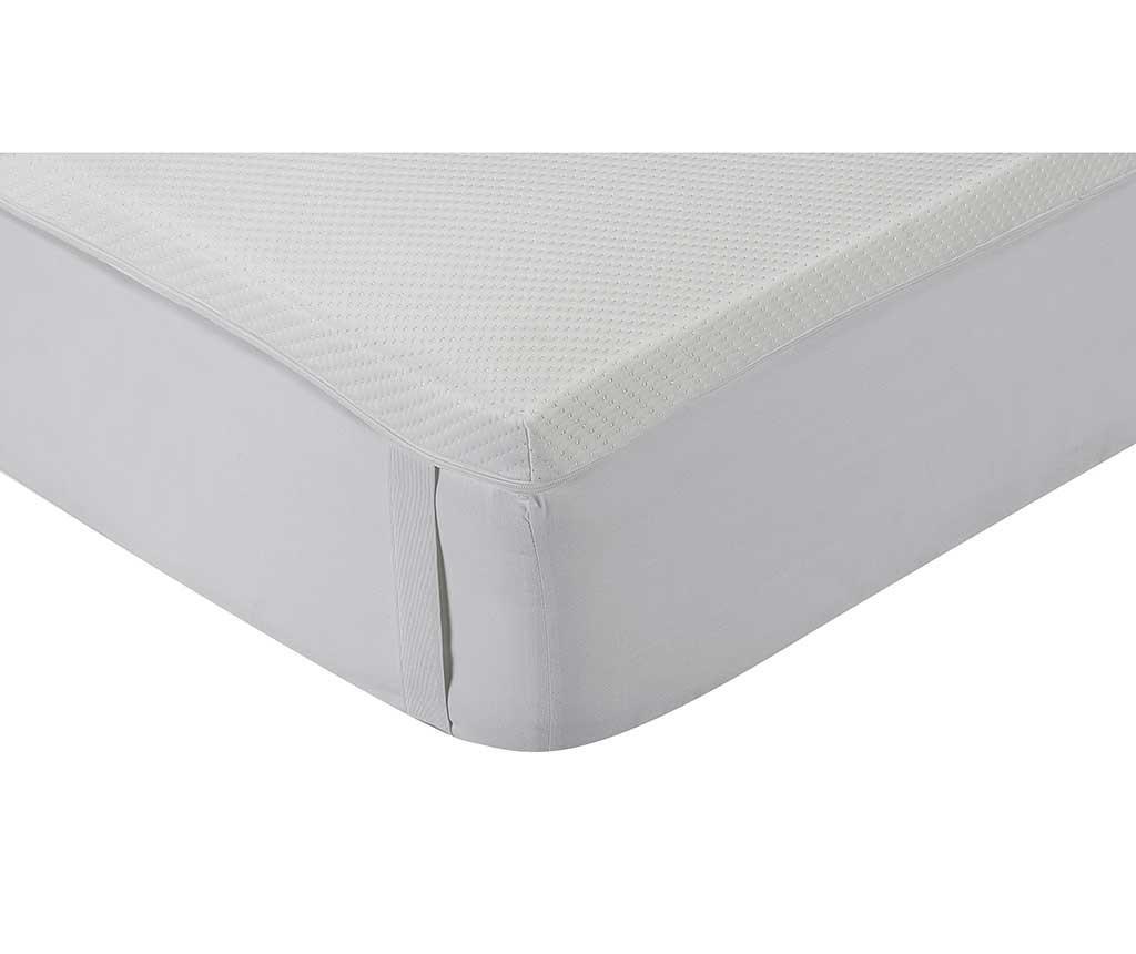 Saltea aditionala Topper Classic Blanc Dreamlike 150x200 cm