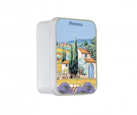 Provence Szappan dobozban fedővel