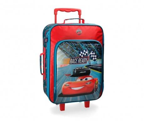 Cars Gurulós bőrönd 26 L