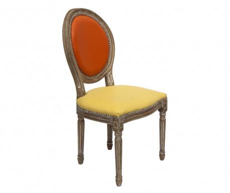 Stol Tiffany Orange Yellow