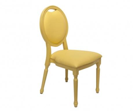 Krzesło Jenny Yellow