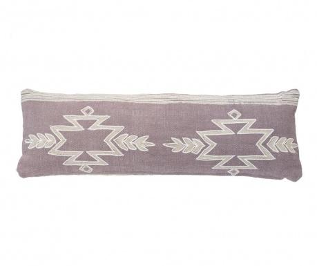 Декоративна възглавница Giunchiglia Long Lilac 30x90 см