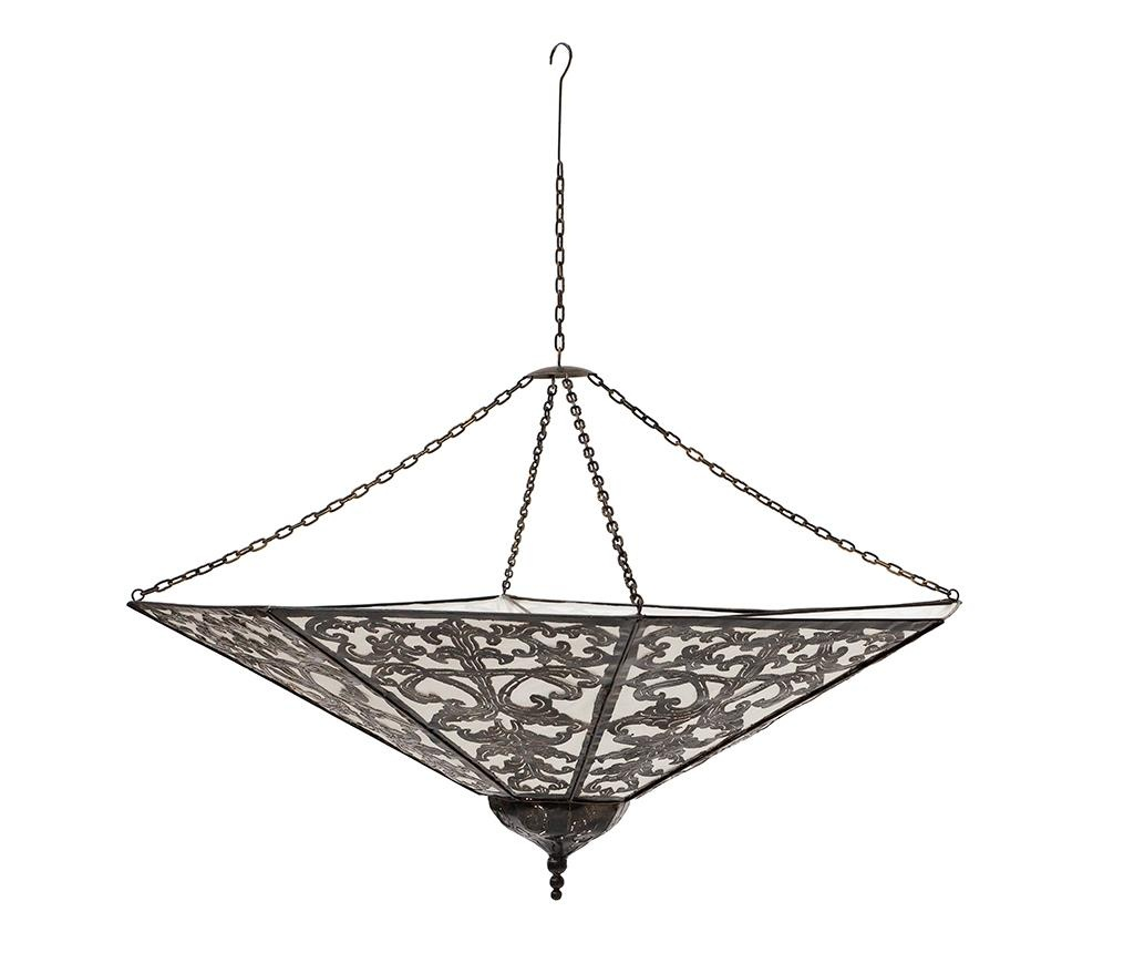 Stropna svetilka Marrakesh Plate M
