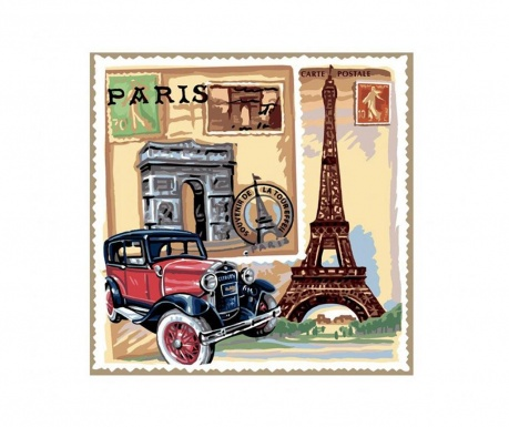 Paris Rose Szekrény illatosító