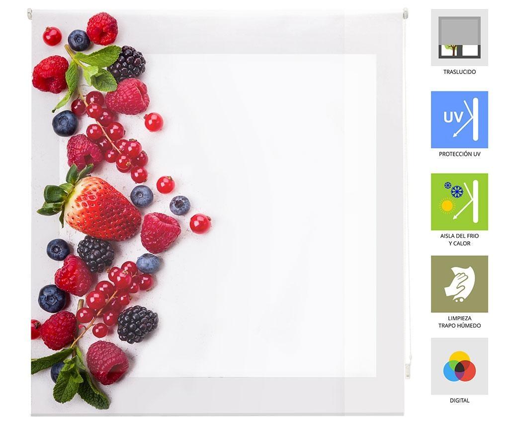 Jaluzea tip rulou Berry Much 160x180 cm