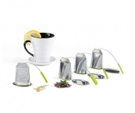 Sada 8 pomůcek na čaj Provencale