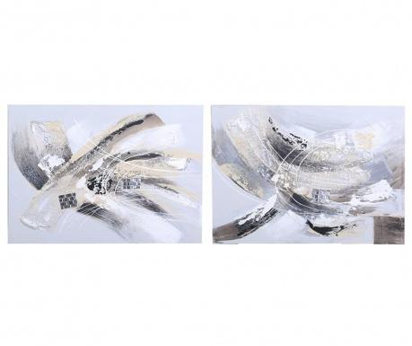 Set 2 tablouri Greta 50x70 cm