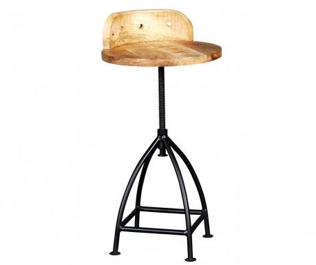 Krzesło barowe Industrial Cosmo Classic
