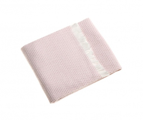 Koc Baby Zen Light Pink 75x110 cm