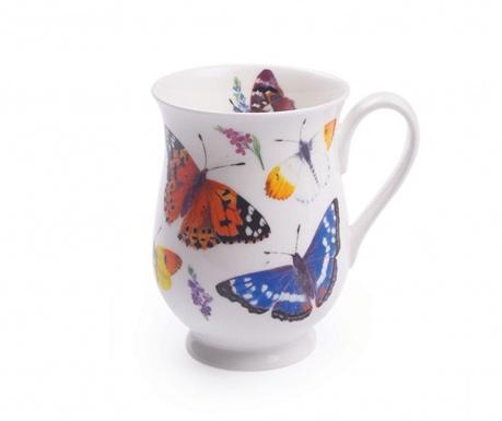 Skodelica Butterfly Eleanor 320 ml