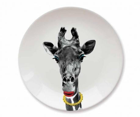 Mělký talíř Giraffe