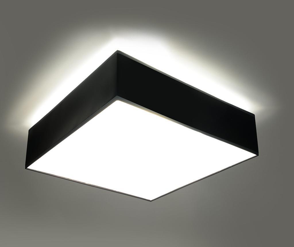Stropna svetilka Mitra Black S