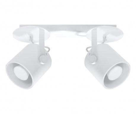 Stropna svjetiljka Lea Duo White
