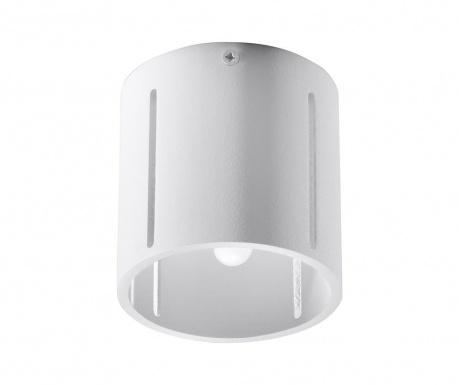 Stropna svjetiljka Vulco White