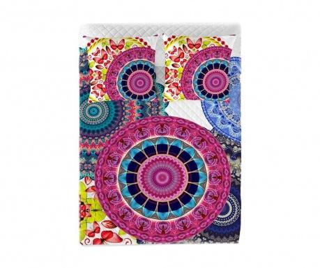 Narzuta pikowana Mandala Mood 250x260 cm
