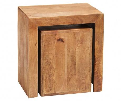 Set 2 masute Toko Light Cube