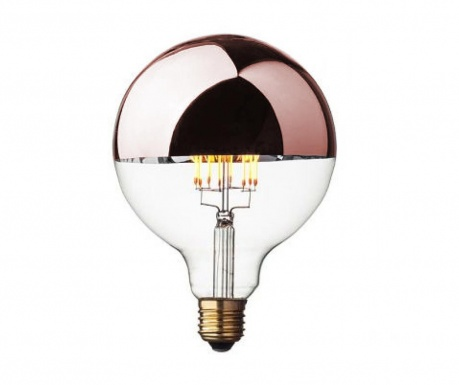 Bec E27 60W Calote Copper
