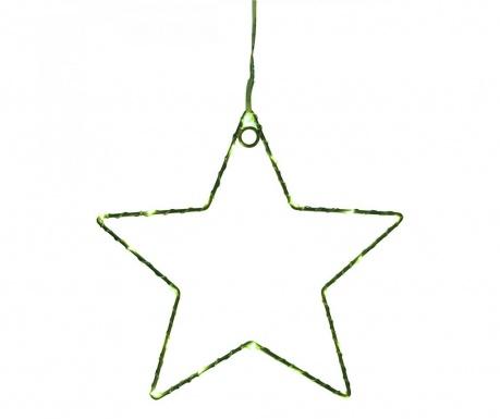 Etoile Green Fénydekoráció