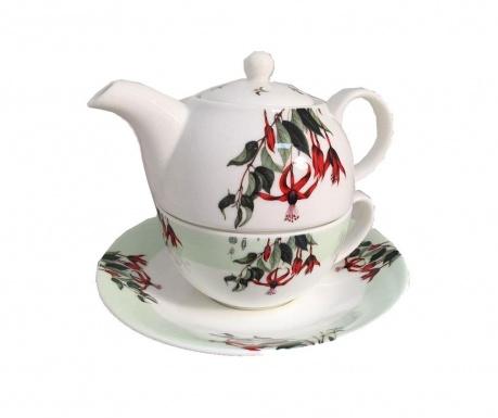 Set - čajnik s skodelico in krožničkom Audemar