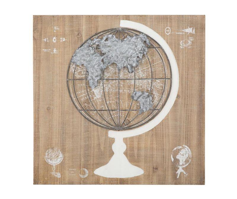 Nástenná dekorácia Rustic World
