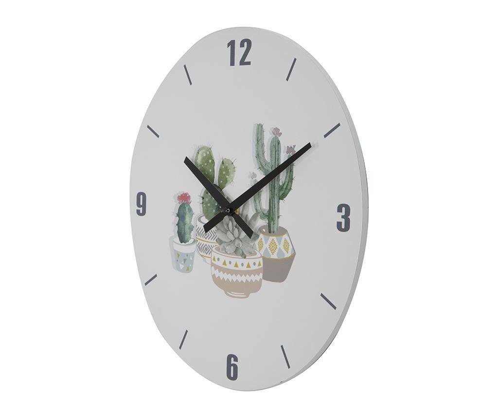 Zidni sat Cactus