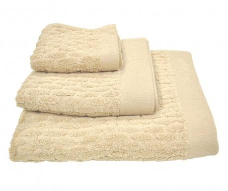 Zestaw 3 ręczników kąpielowych Palazzo Sand