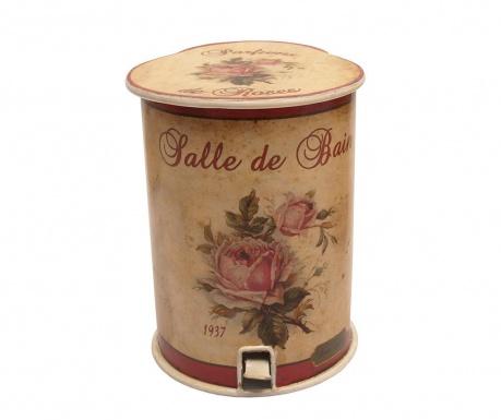Kanta za smeće s poklopcem i pedalom Salle de bain S