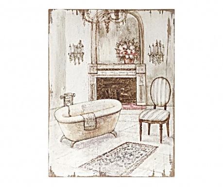 Картина Livingroom Bath 30x40 см