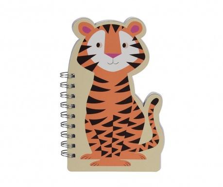 Carnetel pentru notite Tiger