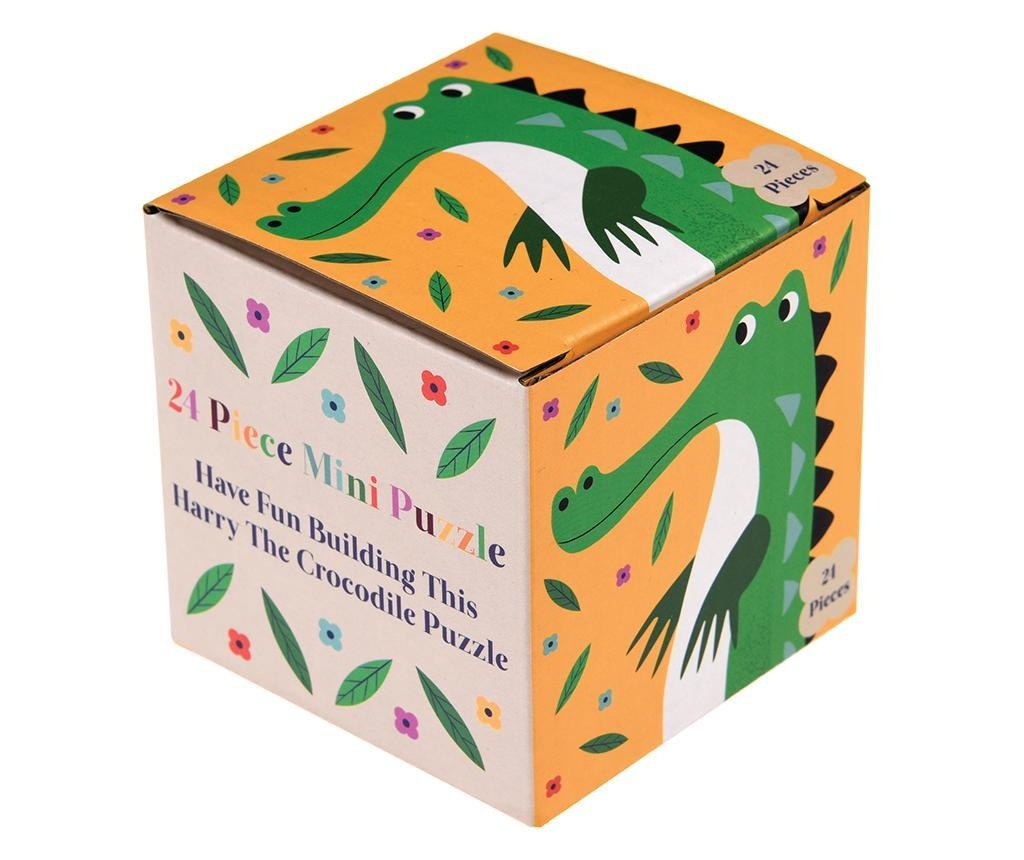 Puzzle 24 dílů Crocodile