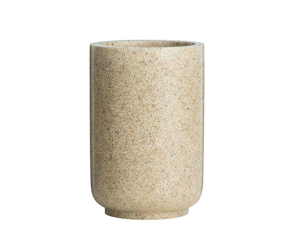 Kupaonska čaša Canyon Beige 350 ml